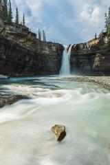 crescent falls at beautiful alberta canada : Stock Photo or Stock Video Download rcfotostock photos, images and assets rcfotostock | RC-Photo-Stock.: