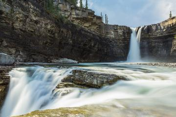 crescent falls beautiful alberta canada : Stock Photo or Stock Video Download rcfotostock photos, images and assets rcfotostock | RC-Photo-Stock.: