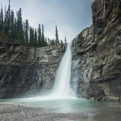 Crescent Falls Provincial Recreation Area Canada : Stock Photo or Stock Video Download rcfotostock photos, images and assets rcfotostock | RC-Photo-Stock.: