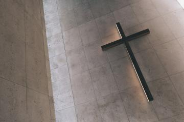 cross on a concrete wall- Stock Photo or Stock Video of rcfotostock | RC-Photo-Stock