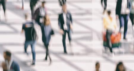 crowd of anonymous blurred people- Stock Photo or Stock Video of rcfotostock | RC-Photo-Stock
