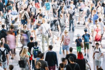 Crowd of anonymous people- Stock Photo or Stock Video of rcfotostock | RC-Photo-Stock