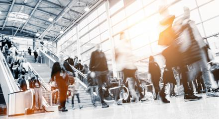 Crowd of anonymous people walking- Stock Photo or Stock Video of rcfotostock   RC-Photo-Stock
