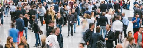crowd of Blurred business people- Stock Photo or Stock Video of rcfotostock | RC-Photo-Stock