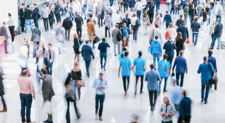 crowd of business people rushing - Stock Photo or Stock Video of rcfotostock | RC-Photo-Stock