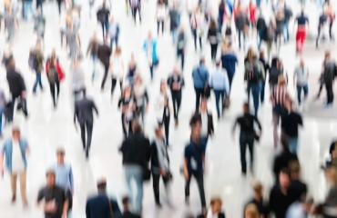 crowd of people, Intentionally blurred background- Stock Photo or Stock Video of rcfotostock | RC-Photo-Stock