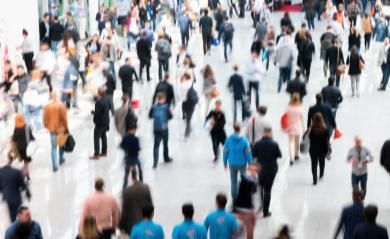 Crowd of people walking- Stock Photo or Stock Video of rcfotostock | RC-Photo-Stock