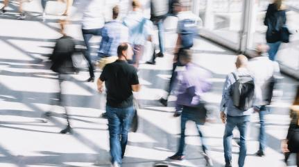 Crowd of people walking on a street in london- Stock Photo or Stock Video of rcfotostock | RC-Photo-Stock