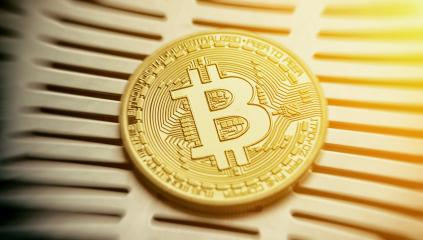 Cryptocurrency Bitcoin physical gold. Money concept image- Stock Photo or Stock Video of rcfotostock | RC-Photo-Stock