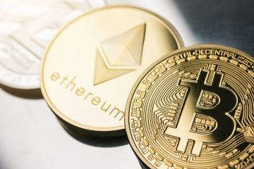 cryptocurrencys Bitcoin, Litecoin, Ethereum : Stock Photo or Stock Video Download rcfotostock photos, images and assets rcfotostock | RC-Photo-Stock.: