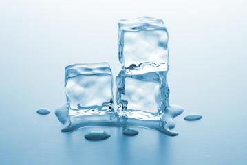 cubes of ice melting- Stock Photo or Stock Video of rcfotostock   RC-Photo-Stock