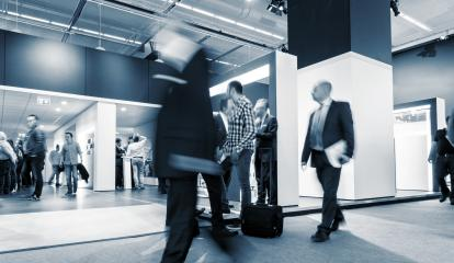Cyber Trade Show- Stock Photo or Stock Video of rcfotostock | RC-Photo-Stock