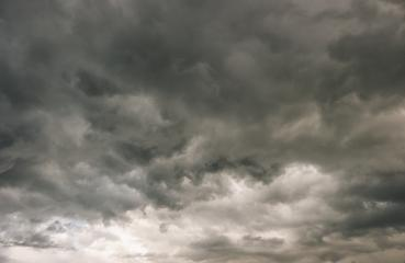 Dark stormy cloud & rainy weathe sky background- Stock Photo or Stock Video of rcfotostock | RC-Photo-Stock
