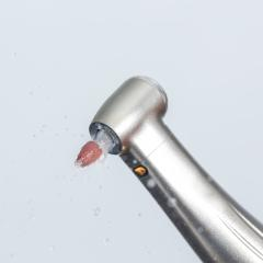 dental diamond cylinder bur with hand-piece and water spray- Stock Photo or Stock Video of rcfotostock | RC-Photo-Stock