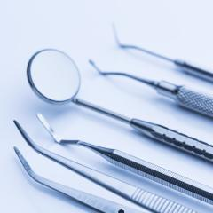 Dentist basic cutlery instruments for tooth loss- Stock Photo or Stock Video of rcfotostock | RC-Photo-Stock