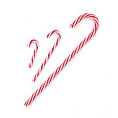 different Red and White Candy Canes for Christmas- Stock Photo or Stock Video of rcfotostock | RC-Photo-Stock