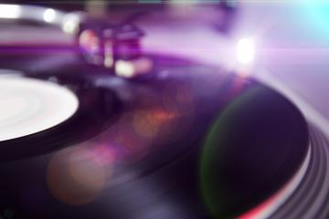 DJ Background - blurred : Stock Photo or Stock Video Download rcfotostock photos, images and assets rcfotostock | RC-Photo-Stock.: