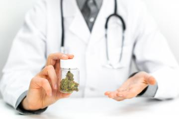 Doctor prescribes medical CBD cannabis- alternative medicine : Stock Photo or Stock Video Download rcfotostock photos, images and assets rcfotostock | RC-Photo-Stock.: