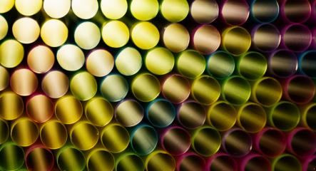 Drinking straws colorful backlighted- Stock Photo or Stock Video of rcfotostock | RC-Photo-Stock
