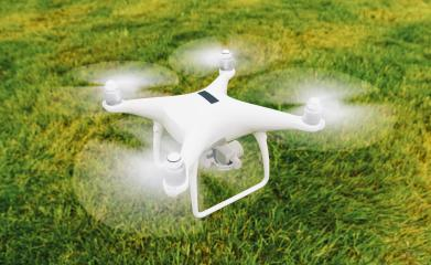 drone only for aerial photography with black plaque - Stock Photo or Stock Video of rcfotostock   RC-Photo-Stock