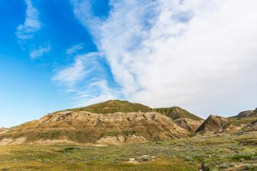 Drumheller mountains in Canada- Stock Photo or Stock Video of rcfotostock | RC-Photo-Stock