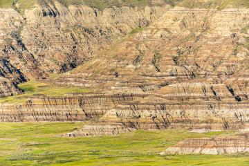 Drumheller valley mountains in alberta canada at summer- Stock Photo or Stock Video of rcfotostock | RC-Photo-Stock