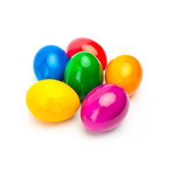 easter eggs in different colors- Stock Photo or Stock Video of rcfotostock | RC-Photo-Stock