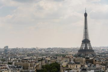 Eiffel tower, Paris. France, copyspace for your individual text.- Stock Photo or Stock Video of rcfotostock | RC-Photo-Stock