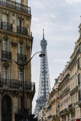 Eiffel Tower view at the old town of Paris, france- Stock Photo or Stock Video of rcfotostock | RC-Photo-Stock
