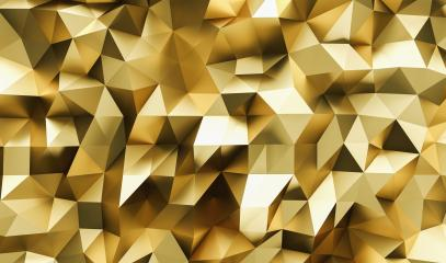 Elegant luxury Abstract golden or gold Low-poly Background : Stock Photo or Stock Video Download rcfotostock photos, images and assets rcfotostock | RC-Photo-Stock.: