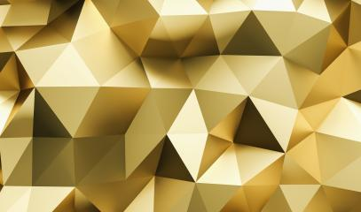 Elegant luxury Abstract golden or gold Low-poly Background- Stock Photo or Stock Video of rcfotostock | RC-Photo-Stock