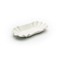 empthy fries shell on white- Stock Photo or Stock Video of rcfotostock | RC-Photo-Stock