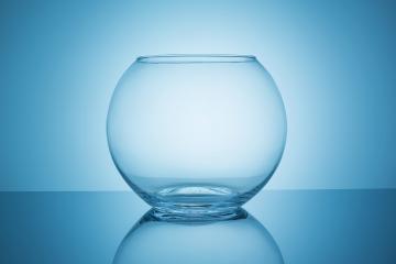 empty fishbowl- Stock Photo or Stock Video of rcfotostock | RC-Photo-Stock