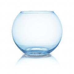empty fishbowl on white- Stock Photo or Stock Video of rcfotostock | RC-Photo-Stock