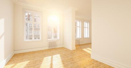 Empty room on old house with heating in Berlin : Stock Photo or Stock Video Download rcfotostock photos, images and assets rcfotostock | RC-Photo-Stock.: