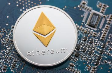 Ethereum crypto-currency on mainboard : Stock Photo or Stock Video Download rcfotostock photos, images and assets rcfotostock | RC-Photo-Stock.:
