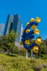 EURO sign at Frankfurt- Stock Photo or Stock Video of rcfotostock | RC-Photo-Stock