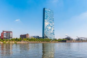 European Central Bank or ECB in Frankfurt- Stock Photo or Stock Video of rcfotostock | RC-Photo-Stock