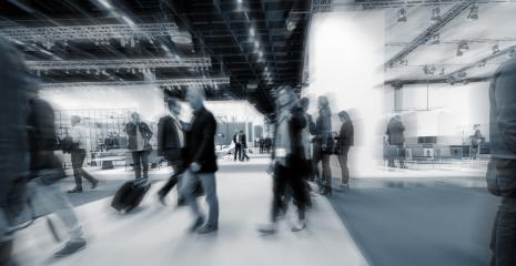 European Trade Fair for Machine Technology- Stock Photo or Stock Video of rcfotostock | RC-Photo-Stock