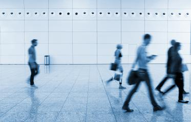 Exhibition walkway with blurred people : Stock Photo or Stock Video Download rcfotostock photos, images and assets rcfotostock   RC-Photo-Stock.: