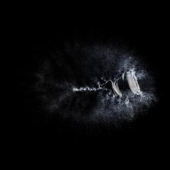 Exploding Soap Bubble in colorful colors on black background- Stock Photo or Stock Video of rcfotostock | RC-Photo-Stock