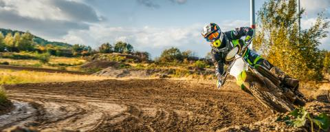 Extreme Motocross MX Rider riding on dirt track : Stock Photo or Stock Video Download rcfotostock photos, images and assets rcfotostock | RC-Photo-Stock.: