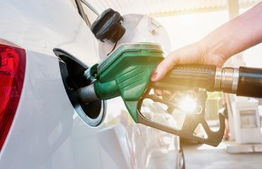 female hand refilling the car with fuel on a filling station- Stock Photo or Stock Video of rcfotostock | RC-Photo-Stock