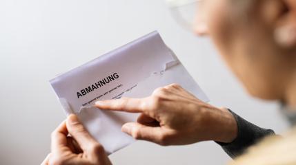 Filesharing Abmahnung erhalten- Stock Photo or Stock Video of rcfotostock | RC-Photo-Stock