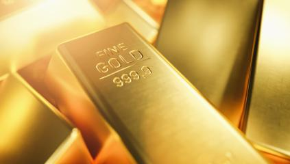 Fine Gold Bar macro- Stock Photo or Stock Video of rcfotostock | RC-Photo-Stock