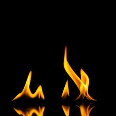 fire flames on black background : Stock Photo or Stock Video Download rcfotostock photos, images and assets rcfotostock | RC-Photo-Stock.: