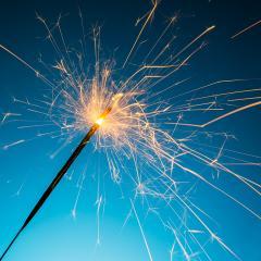 Fireworks sparkler- Stock Photo or Stock Video of rcfotostock | RC-Photo-Stock