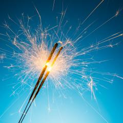 Fireworks sparklers- Stock Photo or Stock Video of rcfotostock | RC-Photo-Stock