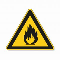 Flammable, inflammable substances warning attention sign. Safety signs, warning Sign or Danger symbol BGV warning Fire warning sign on white background. Vector illustration. Eps 10 vector file. : Stock Photo or Stock Video Download rcfotostock photos, images and assets rcfotostock | RC-Photo-Stock.: