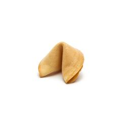 fortune cookie isolated on white- Stock Photo or Stock Video of rcfotostock   RC-Photo-Stock